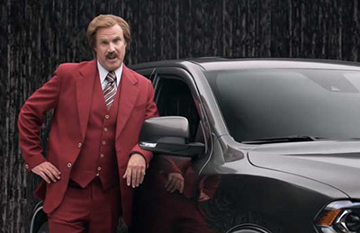 adsoft_direct_local_marketing_automation_ron_burgundy_chrysler_dodge_durango