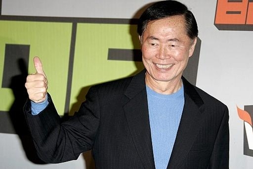 George Takei has set a major example of the power of sharing humorous images on the internet.