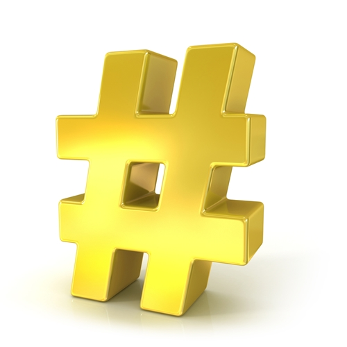 The hashtag has undergone some changes over the years.