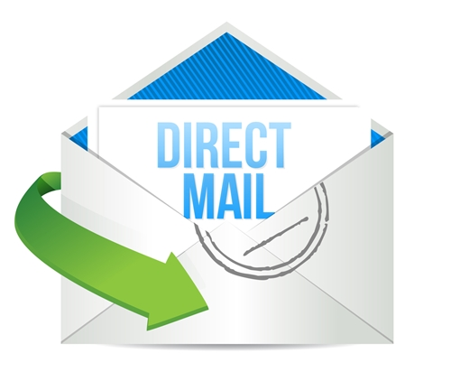 Businesses can use direct mail marketing to see how interested a new marketing group could be in their brand.